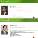 Corporatists Dan Chang and Marshall Tuck