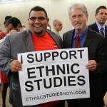 Sunday, November 23, 2014: Two ways to support Ethnic Studies supporter Bennet Kayser!