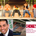 How is CCSA's Ref Rodriguez hiding his billionaire and ideologue contributors?