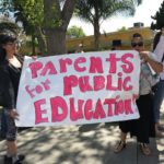 "Parents to Billionaires: ""Out of LA School Board Race!"""