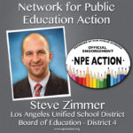 Steve Zimmer: A Last Stand Between Public Education and the Privatizers
